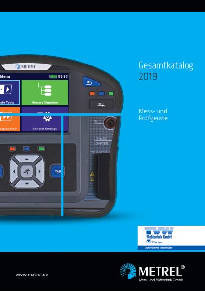 METREL-Katalog-2019_DE_TVW