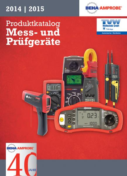 BEHA-AMPROBE-Katalog-2014-2015_DE_TVW